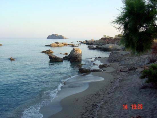 Xerokampos, Crete, Xerokambos, sea, beach