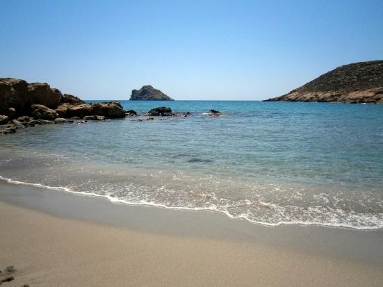 Xerokampos, Xerokambos, sea, beach, Crete