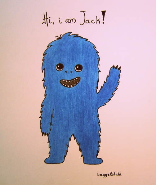 Jack the monster