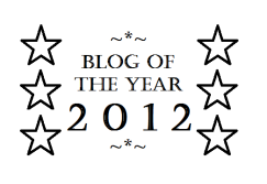 my blog of year