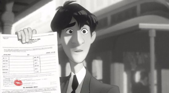Click to watch paperman
