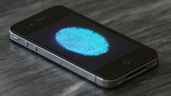 Iphone fingerprint unlock