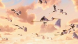 Partly Cloudy ~ A cute Pixar animated short film