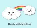 Rusty Doodle Zazzle store
