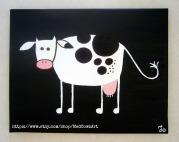 Gothic Cow