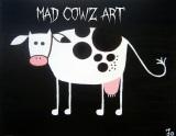 Meet Gothic Cow