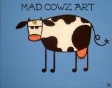 Meet Hipster Cow