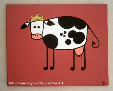 Her Royal Cowness