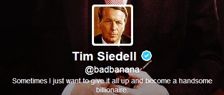 clever twitter bio