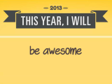 New year's resolutions#2014